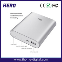 Universal 7aa 20000mah power bank made in China