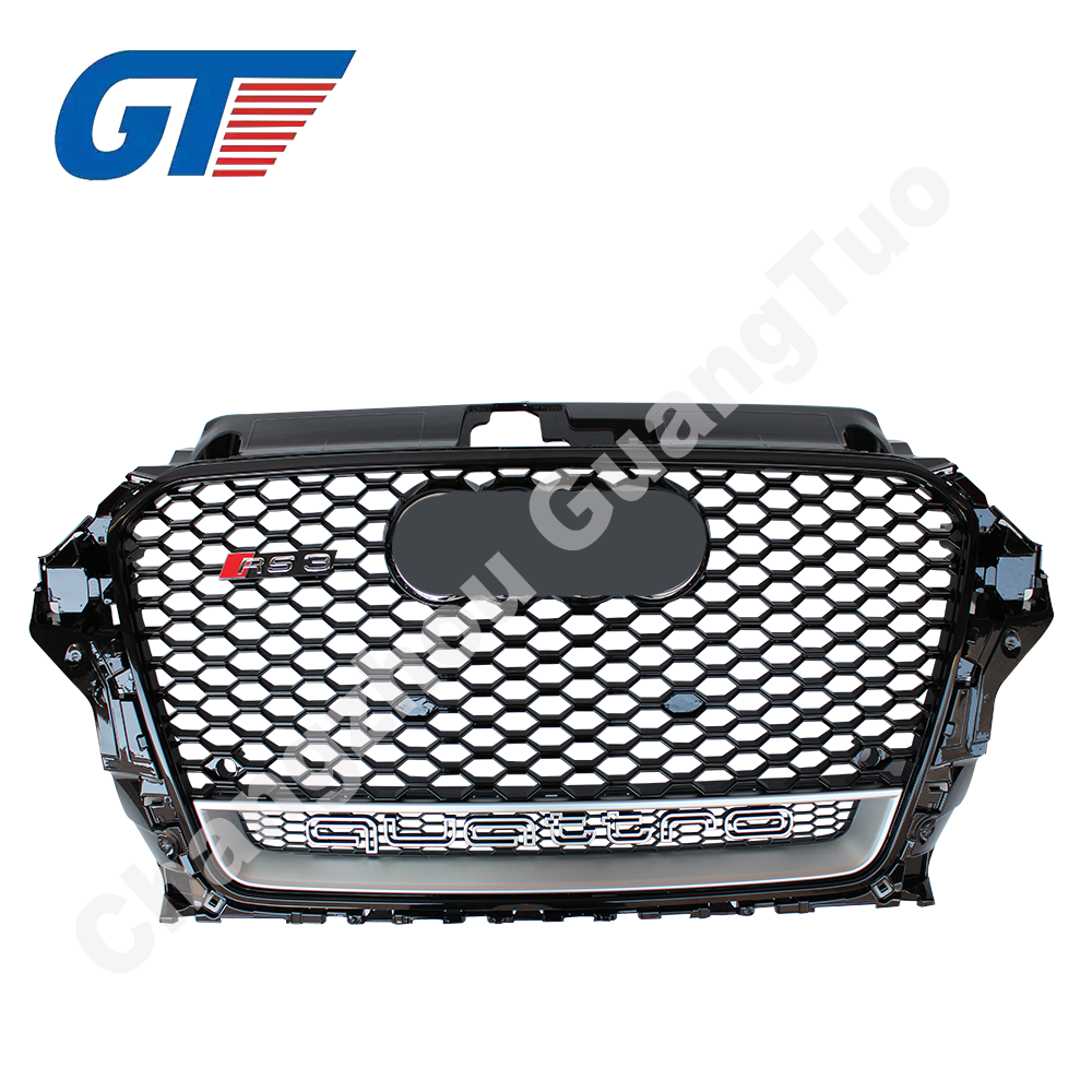 2013 NEW!!! For Audi A3 8V RS3 auto grille black