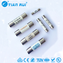 High quality fast acting ceramic tube fuse factory