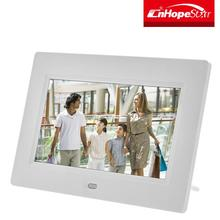 Wholesale 7 inch full hd high resolution digital photo / picture frame