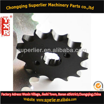 front sprocket fit Super Splender Plus 428 motorcycle chain sprocket