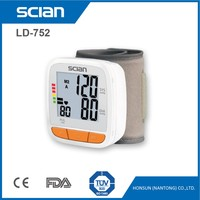 SCIAN Cost-effective Wrist Blood Pressure Monitor Watch Band LD-752
