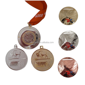 No Minimum Order Quantity Custom Sport Medal