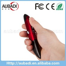 portable 2.4G wireless pc pen mouse for darwing