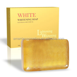 Best Skin Care Face and Body Whitening Soap and Extract Whitening Herbal Soap for All Kinds of Skin
