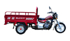 Loncin 110cc/125cc/150cc /175cc/200cc/260cc adult heavy load diesel cargo tricycle/three wheel motorcycle