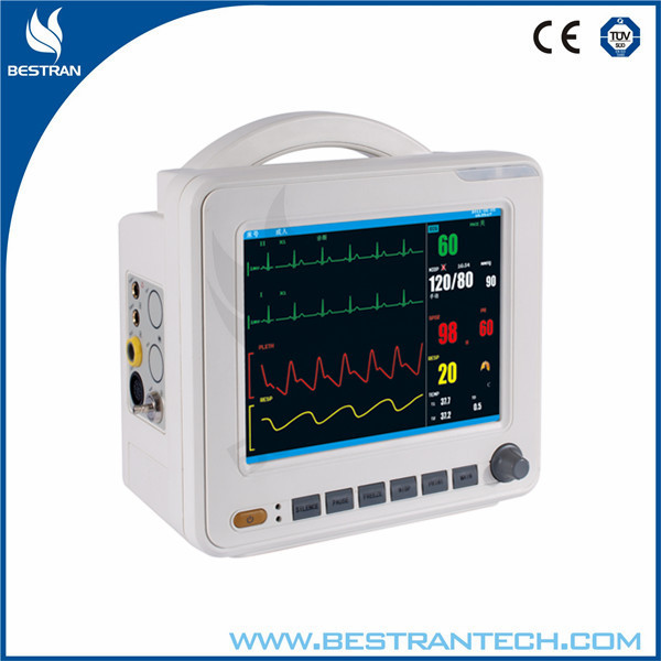 BT-PM8F Best seller multi parameter veterinary patient monitor