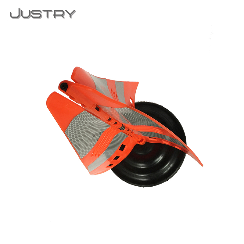 Cheap colored plastic traffic safety cones