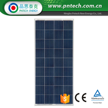 photovoltaic solar panel poly module 130W
