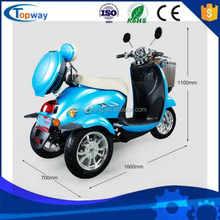 Seaworthy Iron stand packing electric motorcycle scooter mobility tricycle
