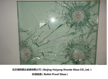 38mm Bullet-proof Glass