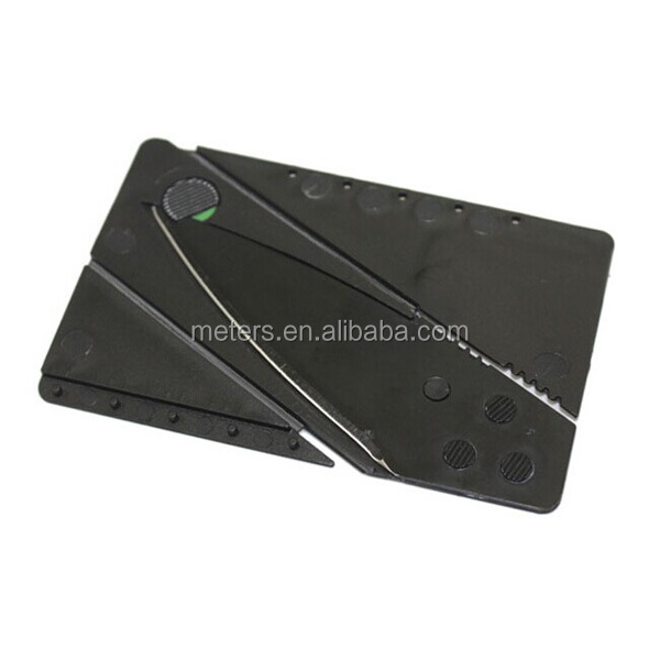 Multi Function Stainless Steel Hunting Credit Card Knife