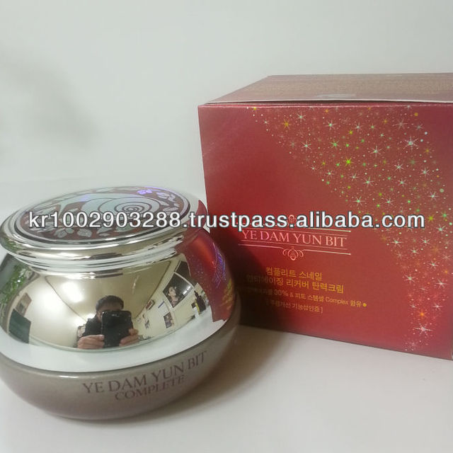 Korea cosmetics / Korea high quality snail cream
