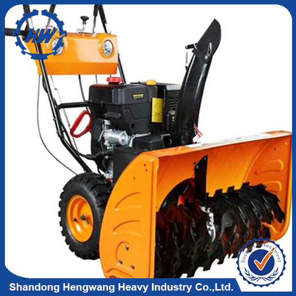 2017 HW competitive forklift mounted snow sweeper