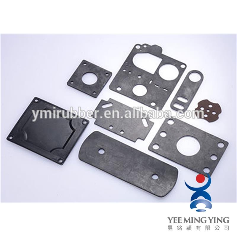 MBR shipping container rubber square door seal gasket