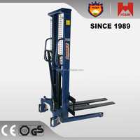 1000KG 1500KG 2000KG None Power Souce and New Condition manual forklift manual pallet stacker