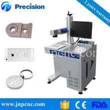 laser marking machine with 20w laser power for marking on stainless