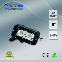 Aurora Led Off Road Light Bar 20W Cree Led Light Bar