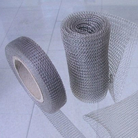 Stainless steel galvanized square wire mesh
