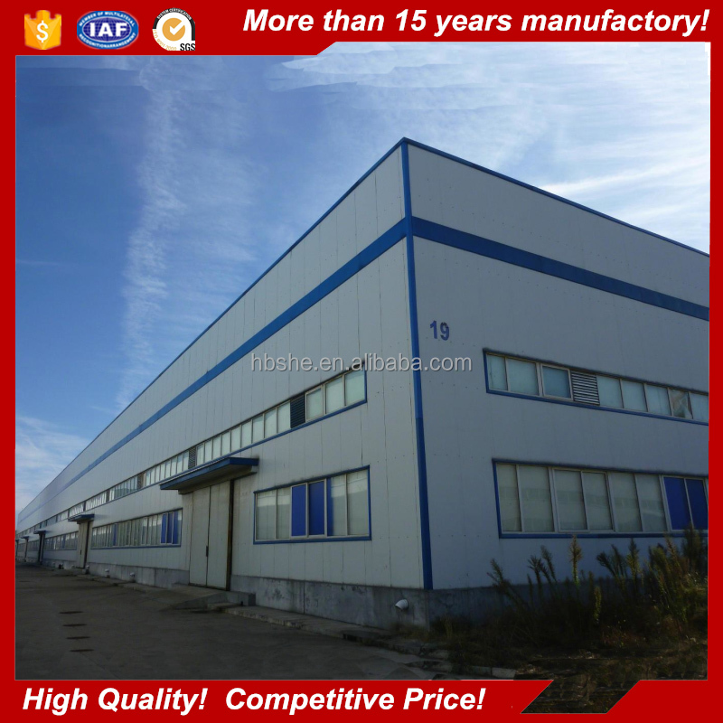 prefabricated steel building / Pre-fabricated house
