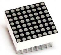 LED Dot Matrix Display 8x8 1.9mm 20*20MM Red and green Common Cathode/Common Anode LED display