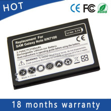 New 3.7V 3100mAh Li-Ion Battery for Samsung Galaxy NOTE II SCHI605 GTN7100