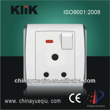 15A Single wall sockets KLIK brand Factory outlet produce