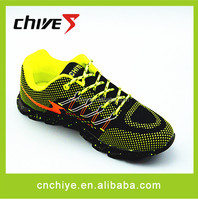 2016 new design running gym shoes men running