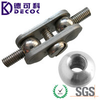 8mm Steel Ball With M3 Threaded Hole AS Standard Joint Ball Joint Stainless Steel 2 Pivot Point