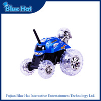 Wholesale latest spinning stunt vehicle plastic rc toy car