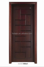 bedroom high quality solid wood hemlock exterior doors