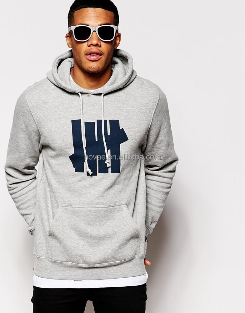 Custom embroidered hoodie