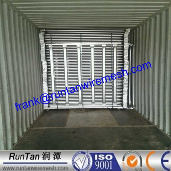 hot dipped galvanized cheap yard fencing (ISO9001,CE,Factory)