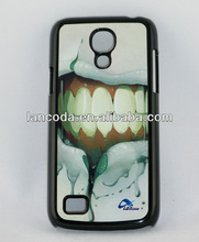 Sublimation Plastic Case Phone Case for S4 Mini