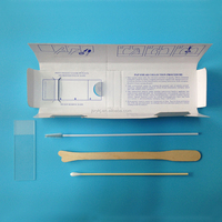 CE ISO Health Medical Disposable Pap Smear Kit