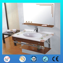 wall mounted marble vessel sink