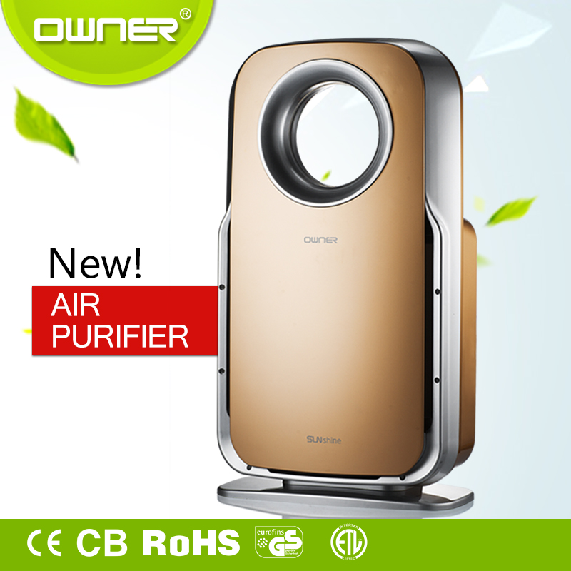 Portable home air purifier enjoy cleaner fresher air purification system