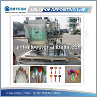 sphere lollipop candy packing machine