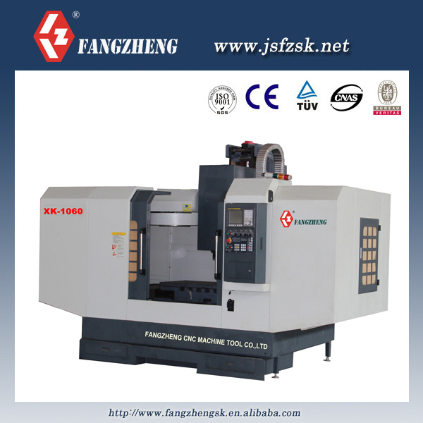 hobby vertical cnc milling machine