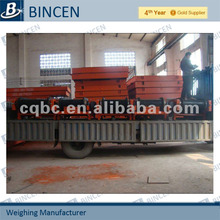 Conveyor Belt Scale for cement plant,sinter plant,compound fertilizer