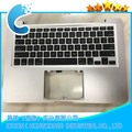Original A1278 Topcase with UK keyboard For Apple Macbook Pro A1278 Top Case With Keyboard 2010