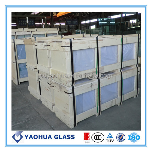 Alibaba China supplier low-e insulated glass building glass