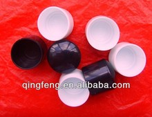 2014Manufacturer 25mm Flexible Cap Plastic Cover For Pipe