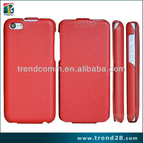 for iphone 5c new products leather case