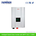 8000W 10000W 120000W 48vdc to 230vac inverter off grid hybrid solar inverter