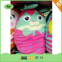 China wholesale cushion pillow and Smile face symbol cushion plush toy