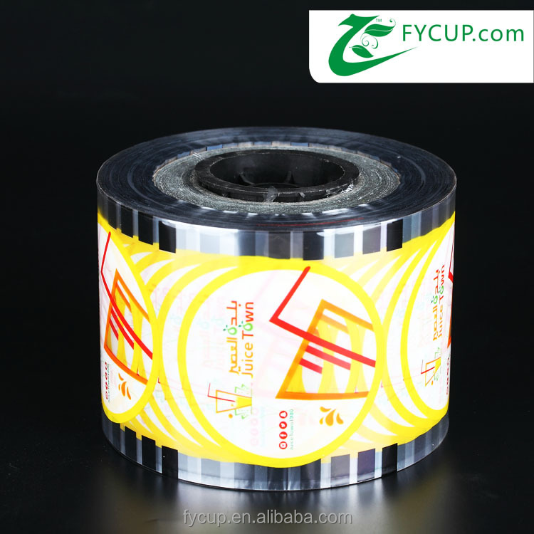 High Heat Resistant PP Plastic Cup Sealing Film Sealing Film for Paper Cup