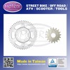 For Honda TRX90 93-08 HIGH QUALITY MOTORCYCLE FRONT SPROCKET WITH 13T.