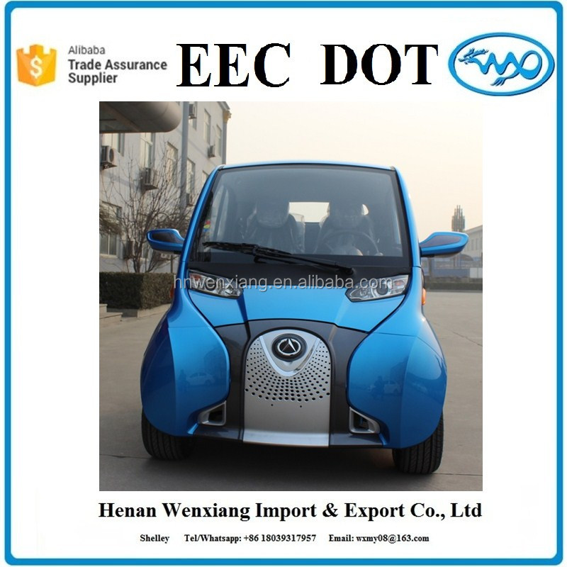 Adult Electric Car Long Range Mini Electric Car for Sale Automobile