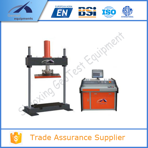 CTM-600P Automatic concrete pipe cube compression testing machine